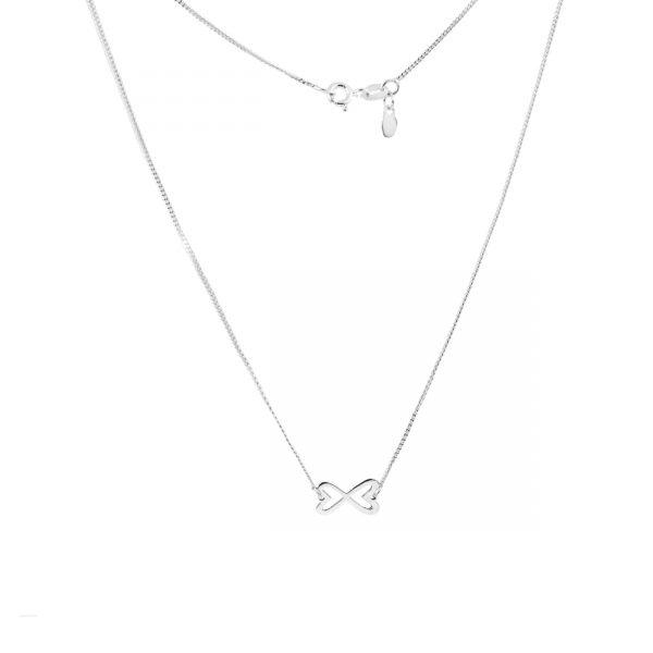 collar cadena plata dije mini