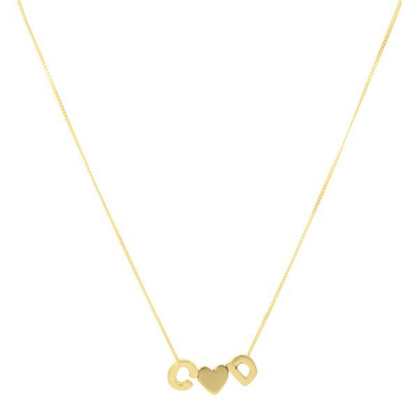 ABC Love oro