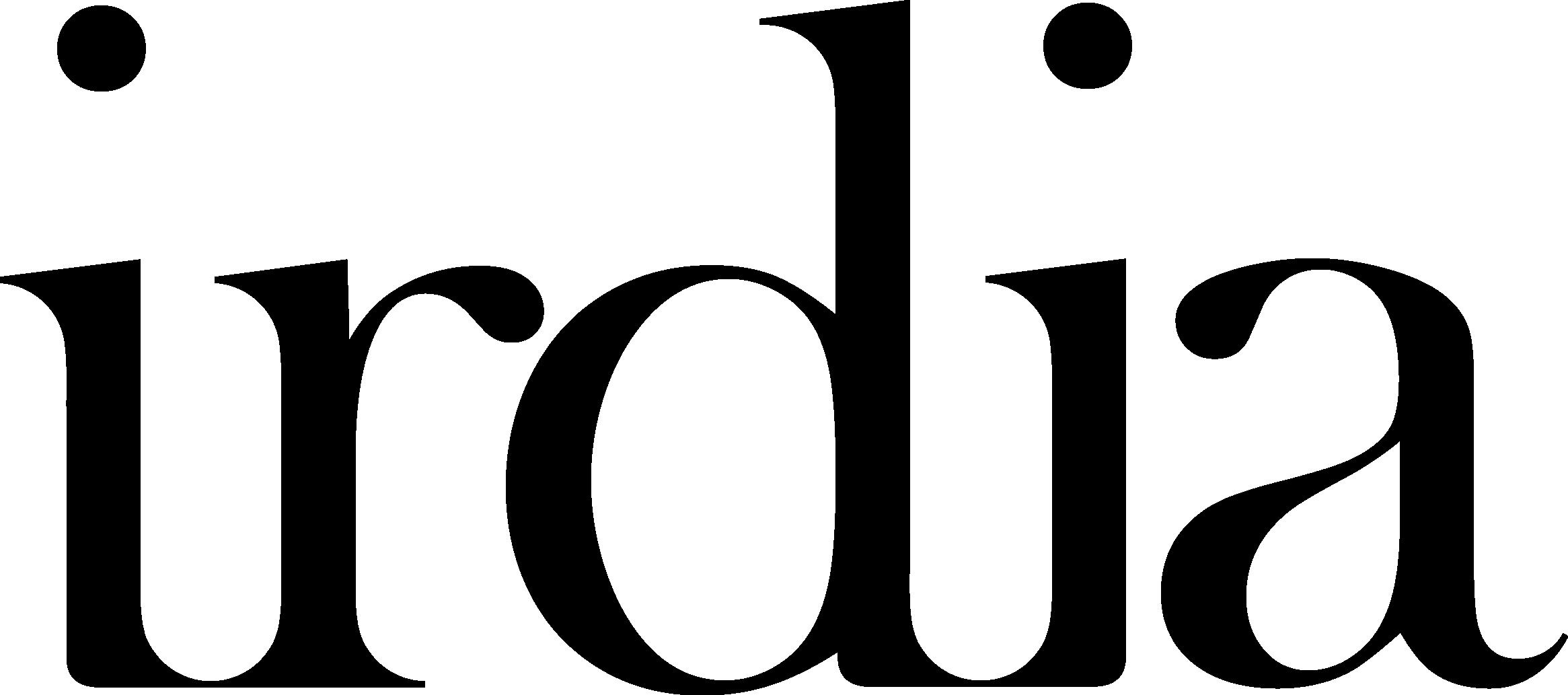 Irdia logo