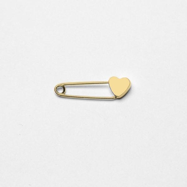 Baby pin Corazon