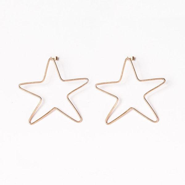 Maxi zarcillos Estrella